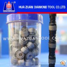 Huazuan Granite Wire Saw Cutting Machine for Sale