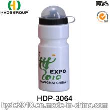 Garrafas de água de plástico de viagens grátis recentemente ao ar livre de BPA (HDP-3064)