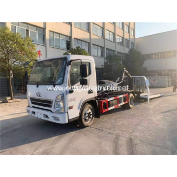 Hyundai 4x2 Full floor repair vehicle