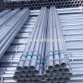 BS1387 Galvanized Steel Pipes Galvanized Painted Pipe