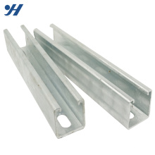 High Quality China Promotion JIS Standard Construction Material Universal Channel Steel