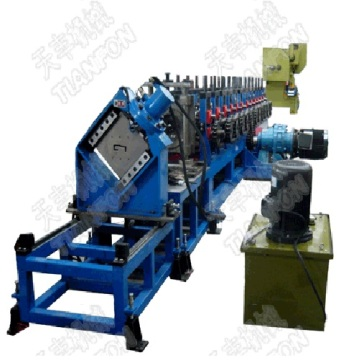 Panduan Lif Roll Roll Forming Equipment