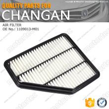 chana CS 75 peças changan auto parts filtro de ar 1109013-M01