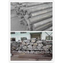 Rod d'alliage d'aluminium étiré à froid 2024 2A12