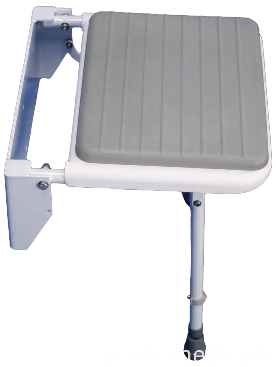 Standrad wall mounted shower seat