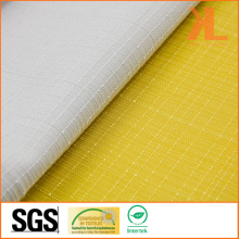 100% Polyester Quality Jacquard Grid Design Wide Width Table Cloth