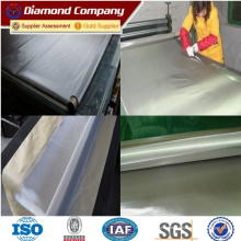 Fabricant de treillis en acier inoxydable 201 de Chine