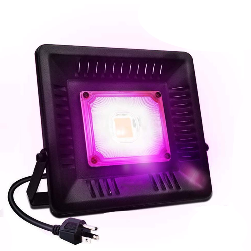50W LED Grow Lights Spectrum Penuh Dalaman