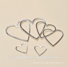 Top Liebe Form Bild Rahmen/Tag für heißer Verkauf