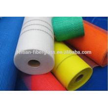 Types de maillage de fibre de verre résistant aux alcalis 4x4 ITB 145gr