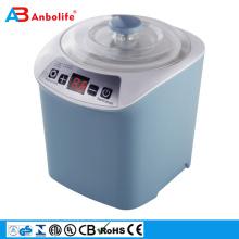 20W 1L / 1.2L máquina de yogur Diy conservantes de yogur contenedor botellas de plástico máquina de yogur congelado con interruptor de encendido / apagado