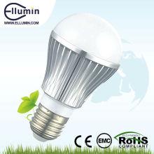 Venda quente 5W levou luz de LED de B22 lâmpada