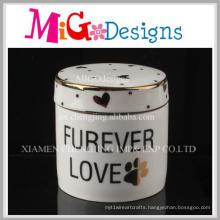 New Arrival Luxury Craft Gift Ceramic Jewelry Box