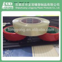 Embalagem em cartão fita adesiva usada