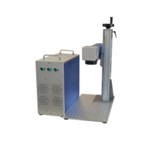 Watch Mobile Phone Cases Optical fiber laser marking machine 20w 30w 50w plastic fiber laser marking machine