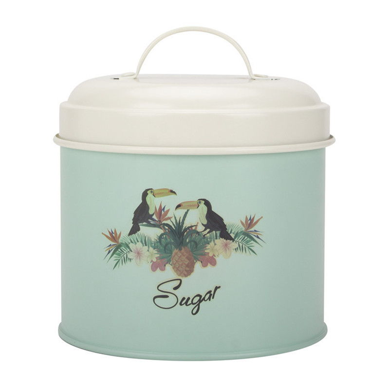 Ceramic Sugar Canister