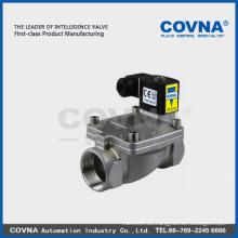 Válvula solenoide de aceite / gas / agua de alta calidad
