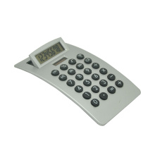 8 Digits Silver Big Basic Desktop Calculator