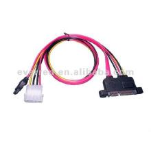 Cable de montaje en panel SATA22M (ERC323)