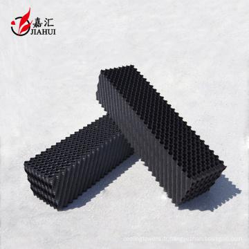 La tour de refroidissement d'onde oblique remplit le remplissage de PVC de vente chaude de la Chine