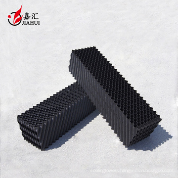 Oblique wave cooling tower fills China hot sale pvc fill