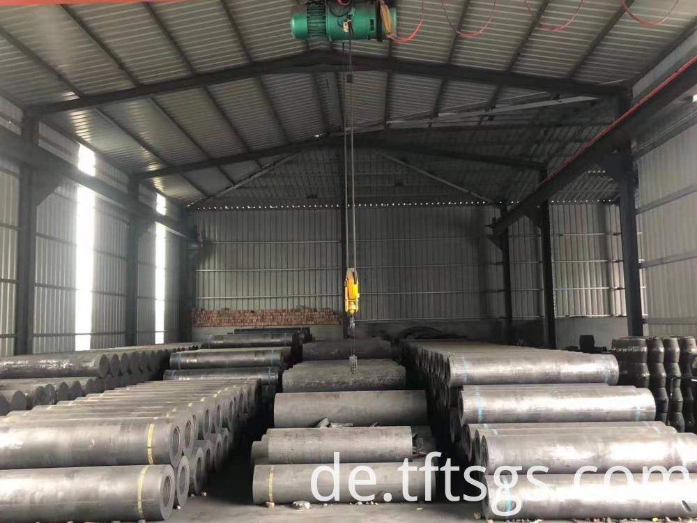 RP 200mm Graphite Electrode