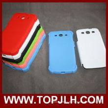 Alta calidad TPU Plus PC sublimación caso móvil para Samsung Galaxy S3