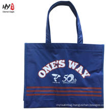 100gsm coated waterproof non woven tote bags