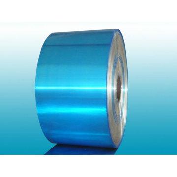 aluminium PE film(single side) bands