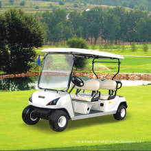 Ce genehmigt 4 Sitzer Club Car Golf Cart in Guangdong (DG-C4)