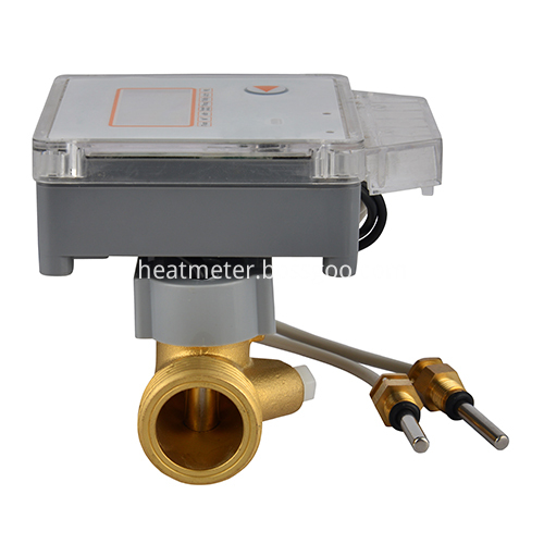 Ultrasonic Water Heat Meters with M-Bus
