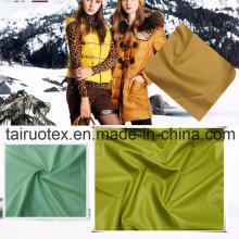100% Nylon Taft Stoff für Damenmode Down Jacket Fabric