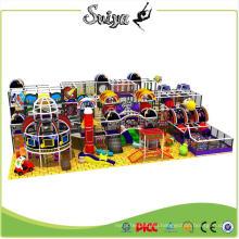 Xiaofeixia Cosmic Theme Kids Naughty Castle Children Indoor Playground Equipment