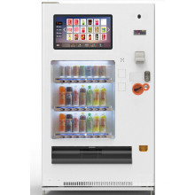23.6 Zoll Touch Screen kaltes / heißes Getränk oder Getränke-Selbstbedienungs-Automat