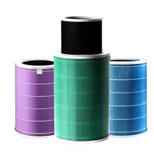 H12 H13 Air Purifiers Air Filter Filtrete Replacement for Xiaomi 1/2/2s Air Purifier Hepa