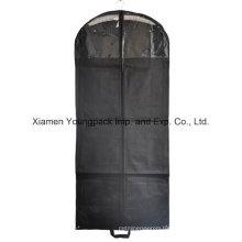 Promotional Black Nonwoven PP Cloth Suit Cover