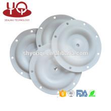 Rubber PTFE seals Diaphragm for Pneumatic teflon Diaphragms Pump Machine control
