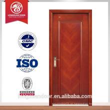 Design de porta de painel de madeira design design de painel de madeira
