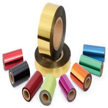 Emballage Impression BOPET Film de base en aluminium d'estampage à chaud