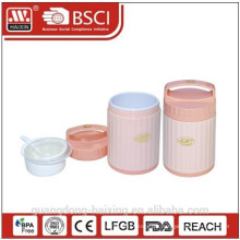 Divisional Kunststoff Lunch Box Container