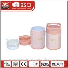 Отделов пластиковые обед Box контейнер