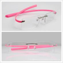 Rimless Eyeglasses / Dropshipping / óculos de alta qualidade para o olho (T7209)