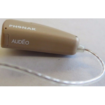 Phonak Audeo S Smart S1 Ric Hearing Aid Receiver in The Canal