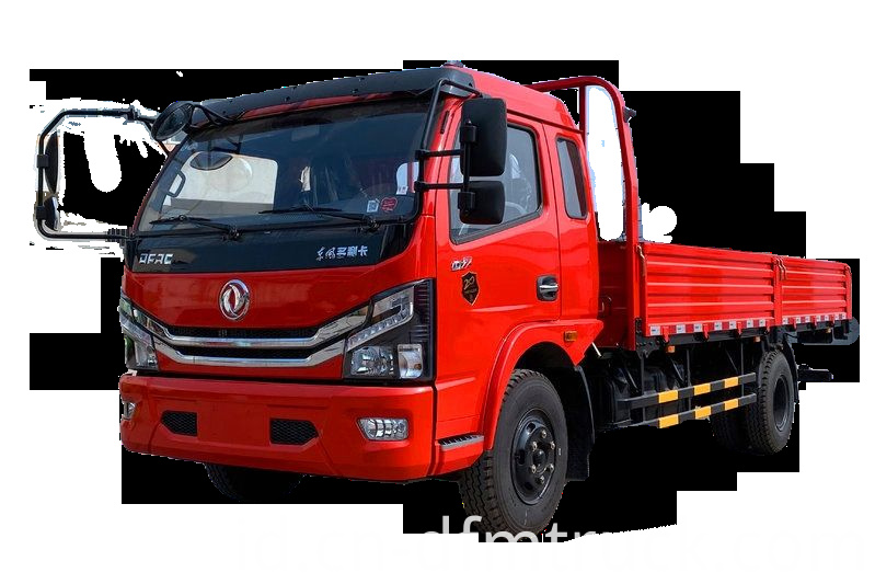 Dongfeng Dollicar D7 150 Hp 4x2 Cargo Truck Png