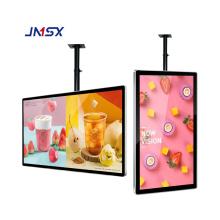 Painel de exibição de monitor LCD WIFI Android de 21,5 polegadas de sinalização digital
