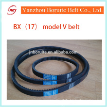 factory produced BX size V belt with teeth