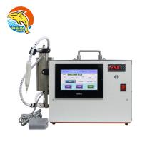 High Accuracy automatic cbd vaporizer empty 0.5ml 1.0ml cartridge bottle Filling machine