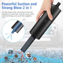 Small Vacuum with Li-Battery Quick Charge Technology
