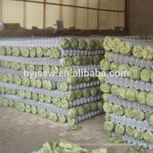 Clôture de chaîne de chaîne d'occasion de haute qualité pour l'usine de vente