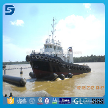 Inflatable Floating Rubber Ship Airbag For Launching And Landing